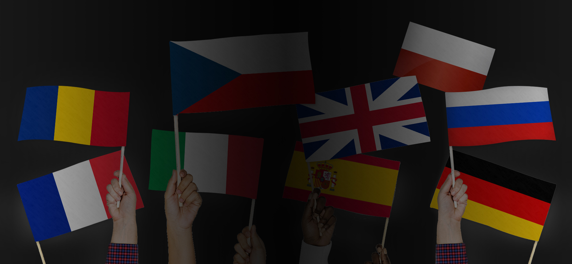 Legal services in nine languages